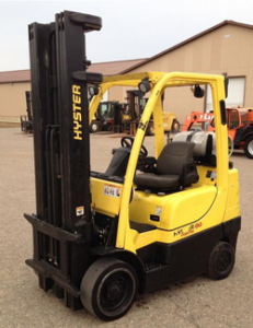 Hyster-preowned